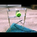 Make a Self Balancing Gyroscope on Two Legs