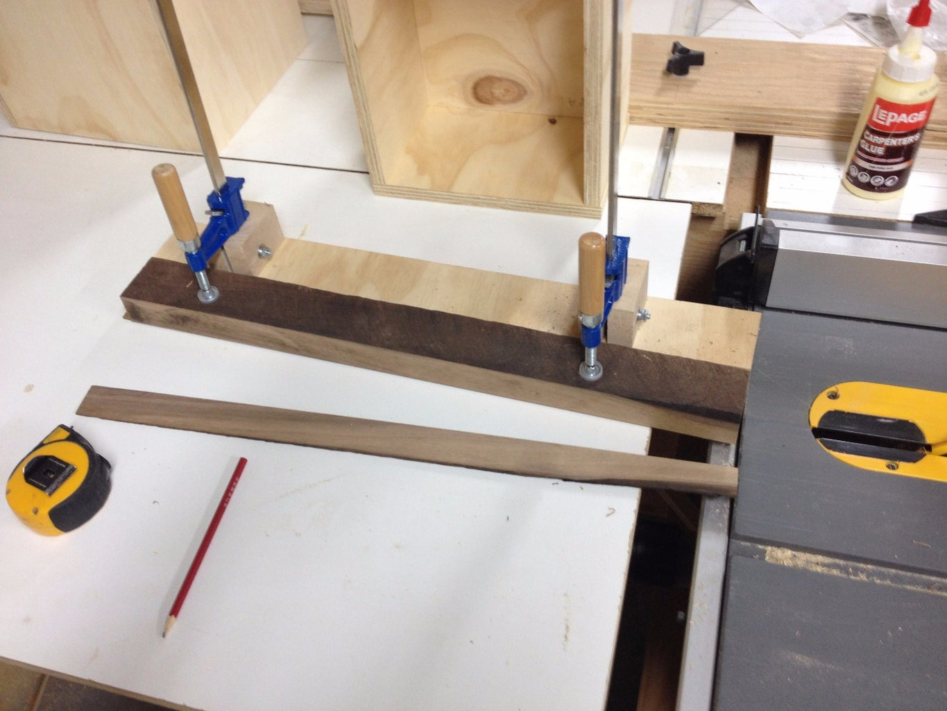 Use Your New Jointer!