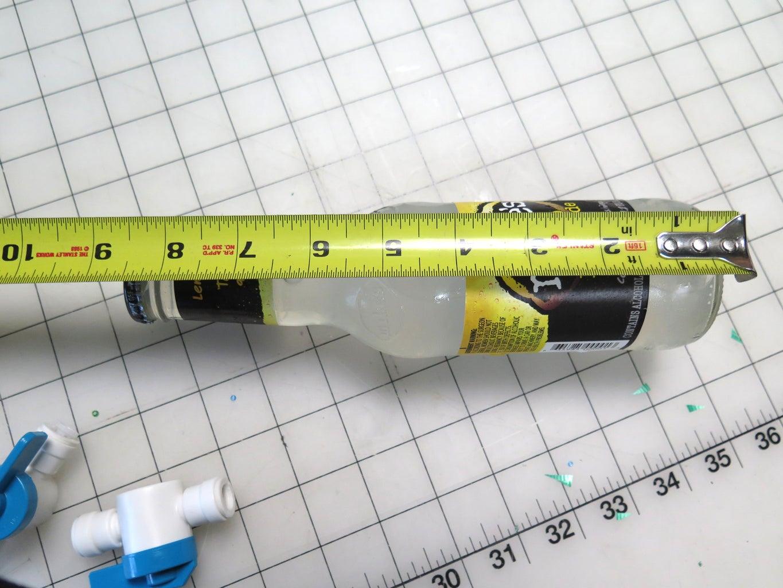 Measure & Cut Tubing