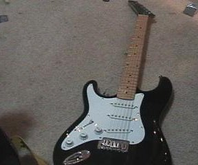 The Absolute Worst and Utterly Terrible Way to Build a Folding Guitar