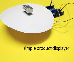 Arduino Product Display