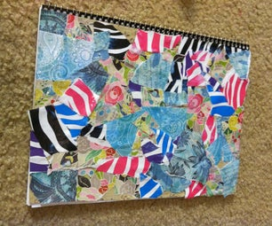 DIY Back to School Note Books