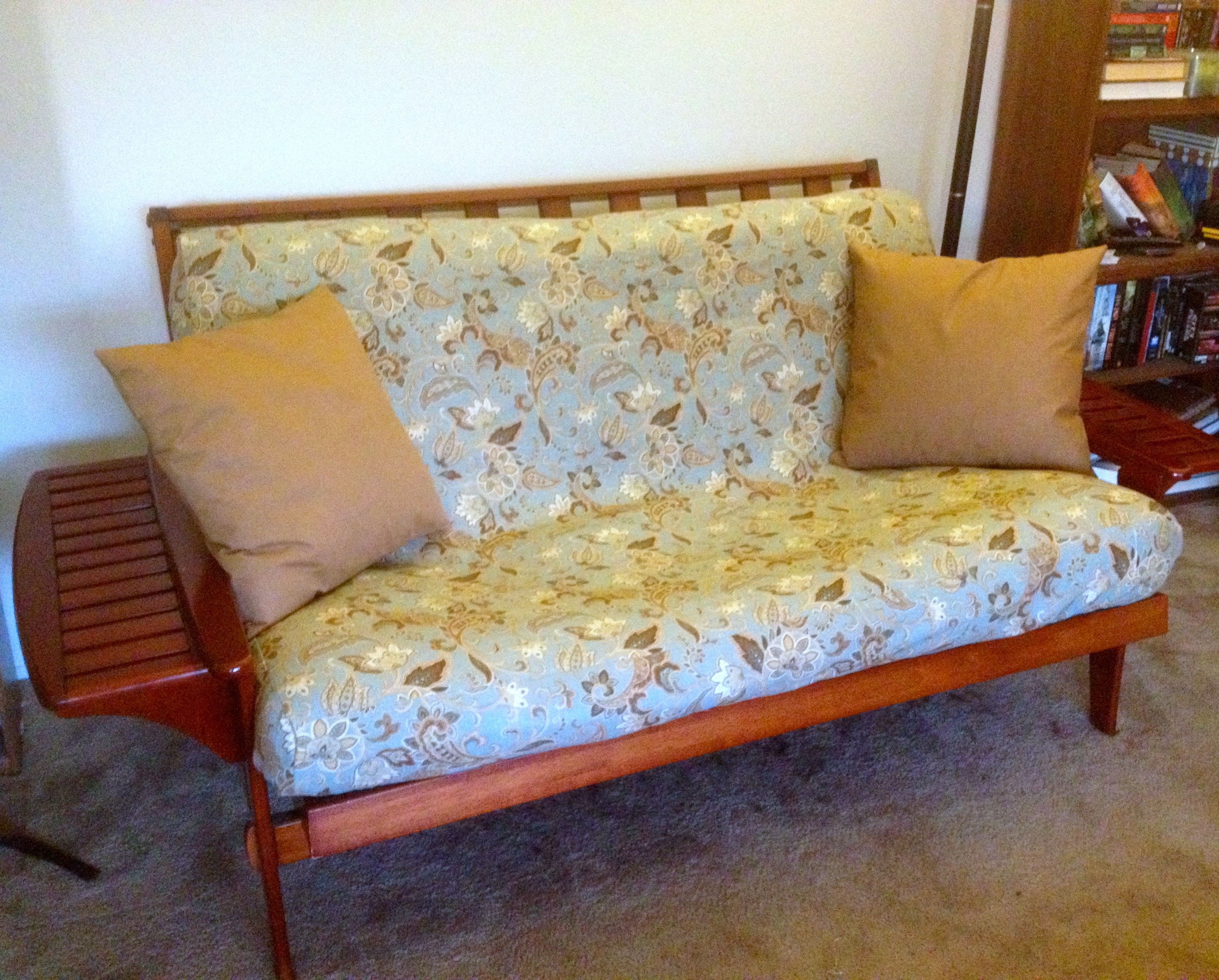 Futon Easy-Off Slipcover