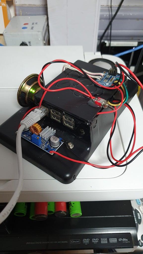 Configuring the Raspberry Pi