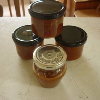 Easy Homemade Tomato Chutney