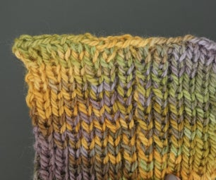 How to Do the Purl Stitch