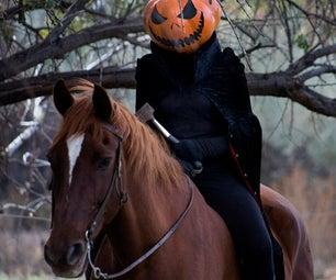 Headless Horsewoman