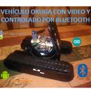 Tanque Oruga con video, controlado por android (app inventor) mediante bluetooth