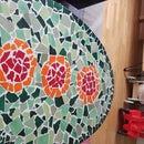 Mosaic Salon Table