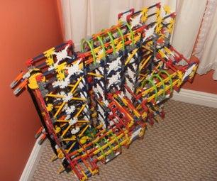 Knex Ball Machine - Project Aquaduct.