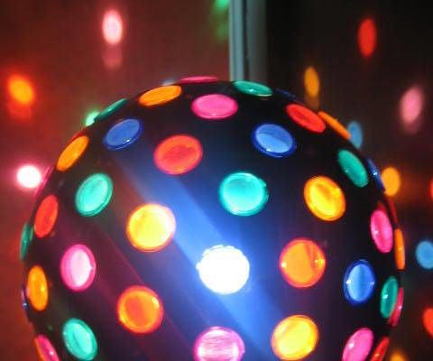 Disco Lights With Arduino