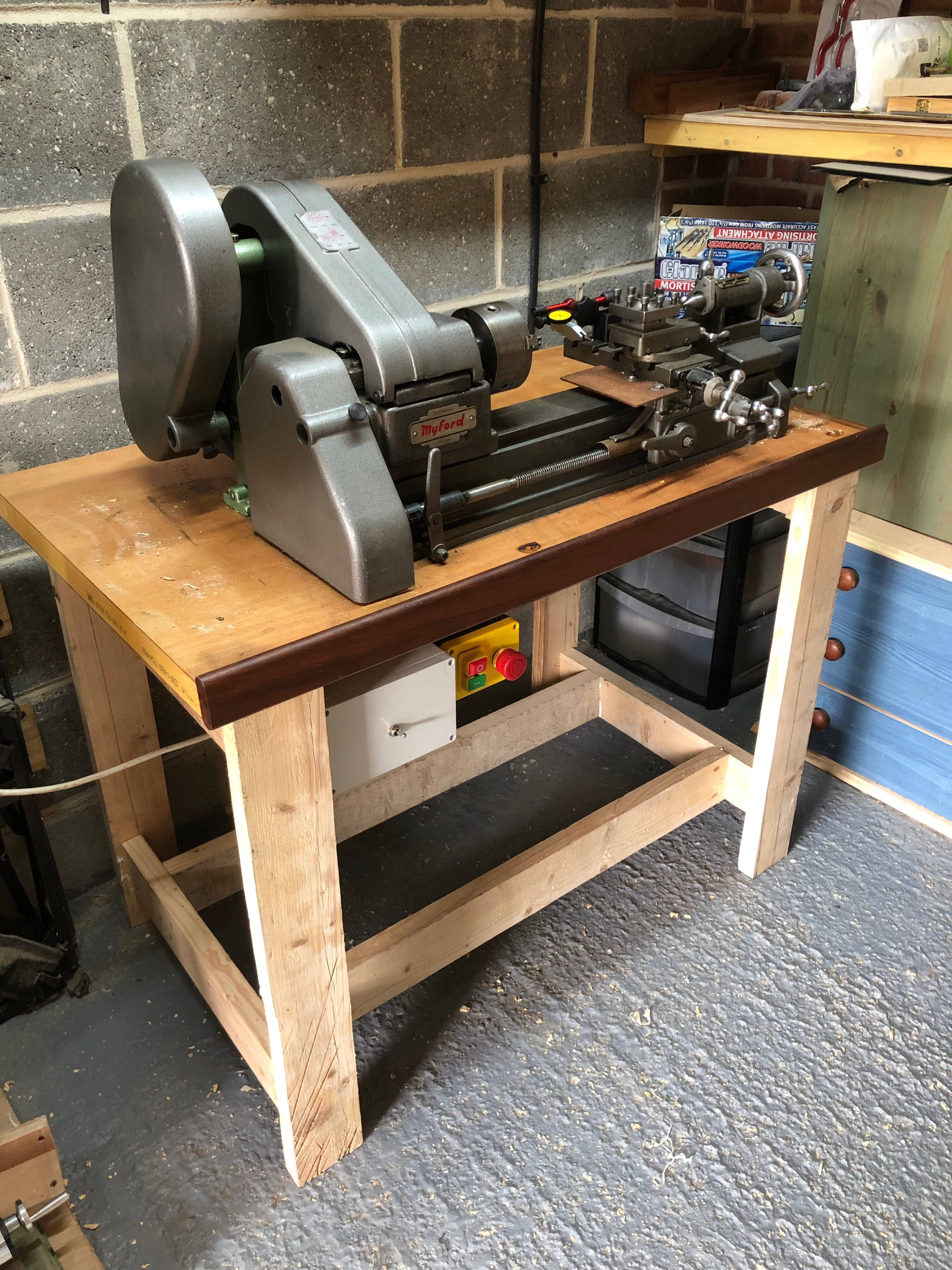 Wiring Up a Brooke Crompton Single-phase Lathe Motor (Myford Lathe)