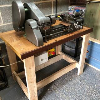 Wiring Up a Brooke Crompton Single-phase Lathe Motor (Myford Lathe)