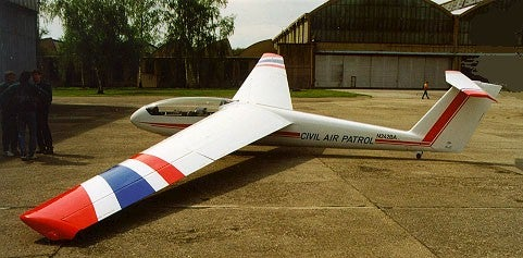 Make a Small Foam Glider - LET L-23 Super Blaník