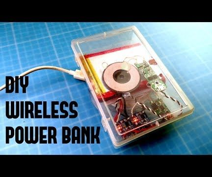 Total Wireless Power Bank