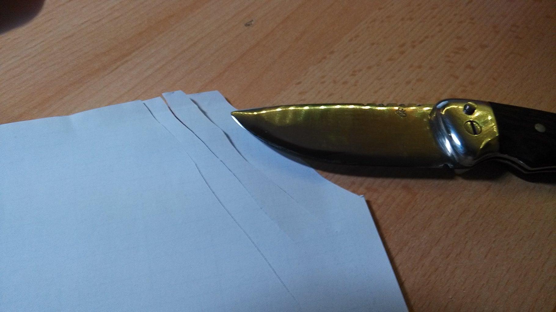Making Blade :