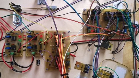 Wiring, Testing and Little Explain How Things Work