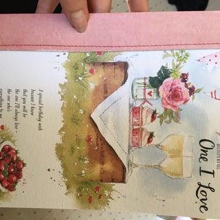 Pop-Up Birthday Card