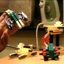 Command and Conquer Knex units!