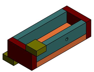 Assemble Main Drawer