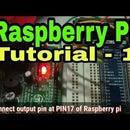 Raspberry Pi Tutorial of LED Blinking