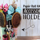 DIY Hair Accessory Holder