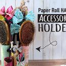 DIY Hair Accessory Holder