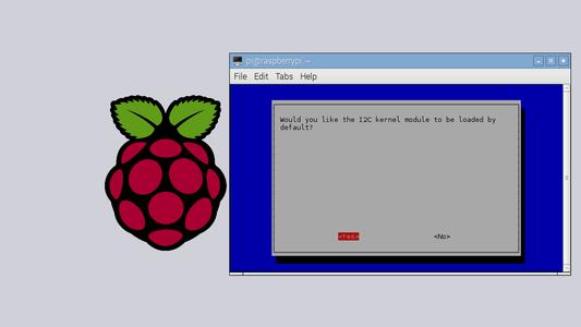 Configuring the Raspberry PI for I2C