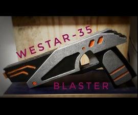 Recreating the Westar-35 Blaster