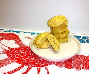 Copycat红龙虾切达德湾饼干