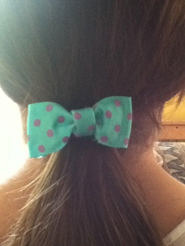 Easy Hair Bows!