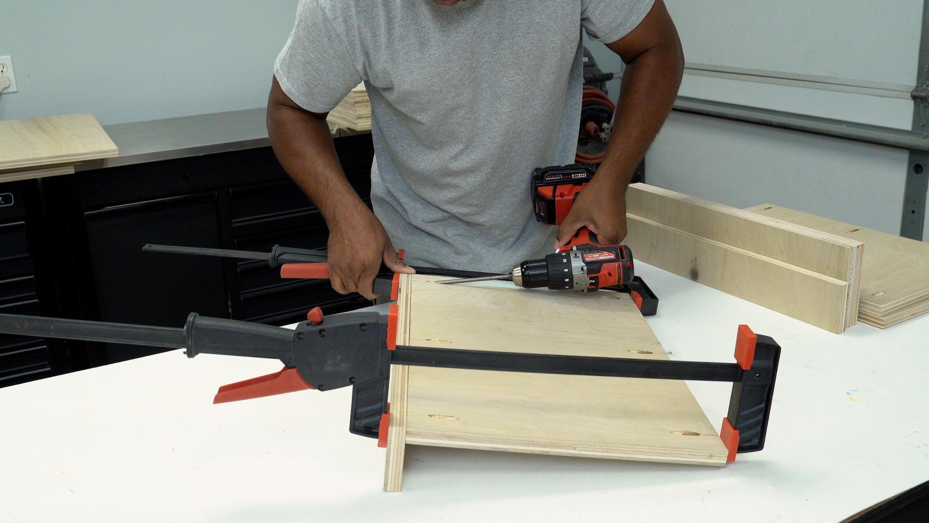 Build Big Drawer