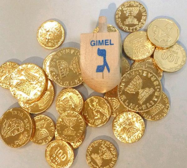 How to Play Dreidel on Hanukkah