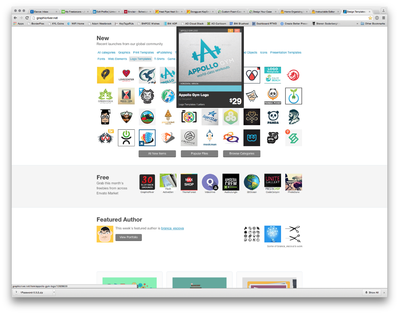 99 Designs & Logos