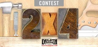 2x4 Contest
