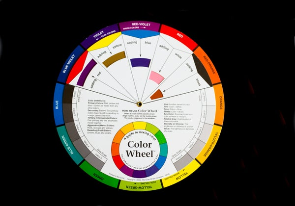 """Invent"" a Color Chart"