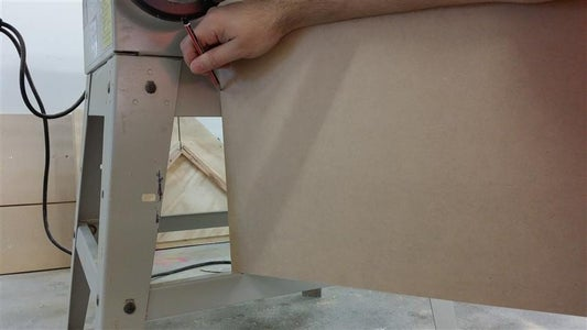 Cut and Fit the Panels