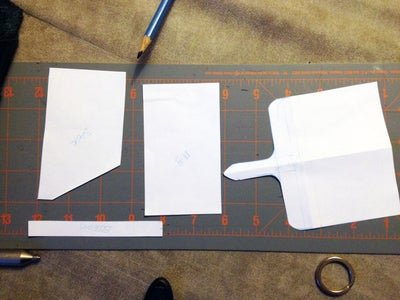 Make Pattern & Cut Pieces