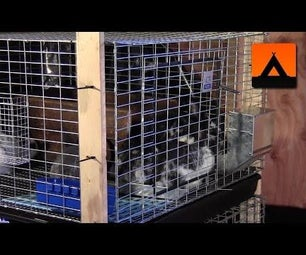 How to Make a Frame Kit for a Rabbit Cage