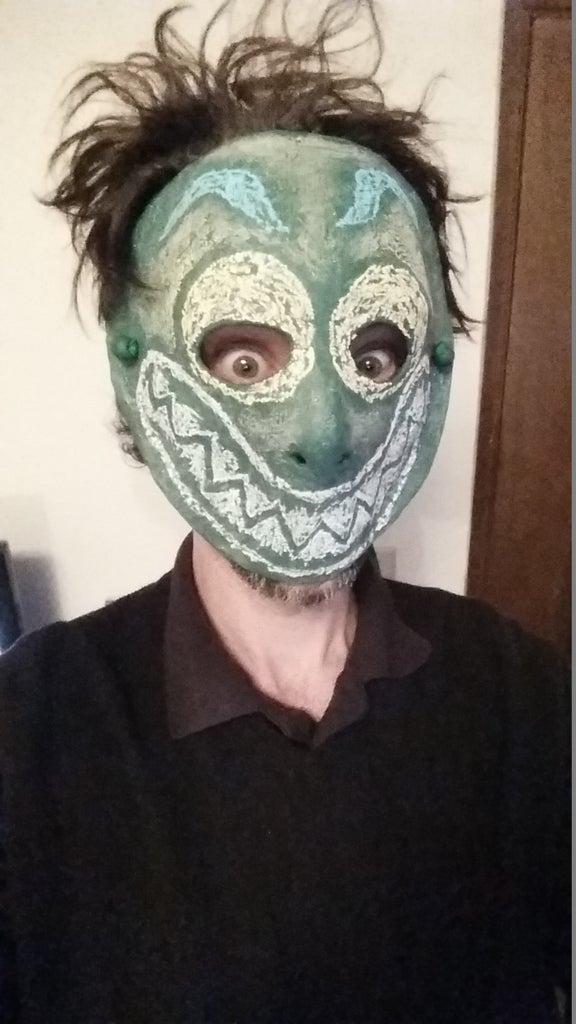 Many Masks!