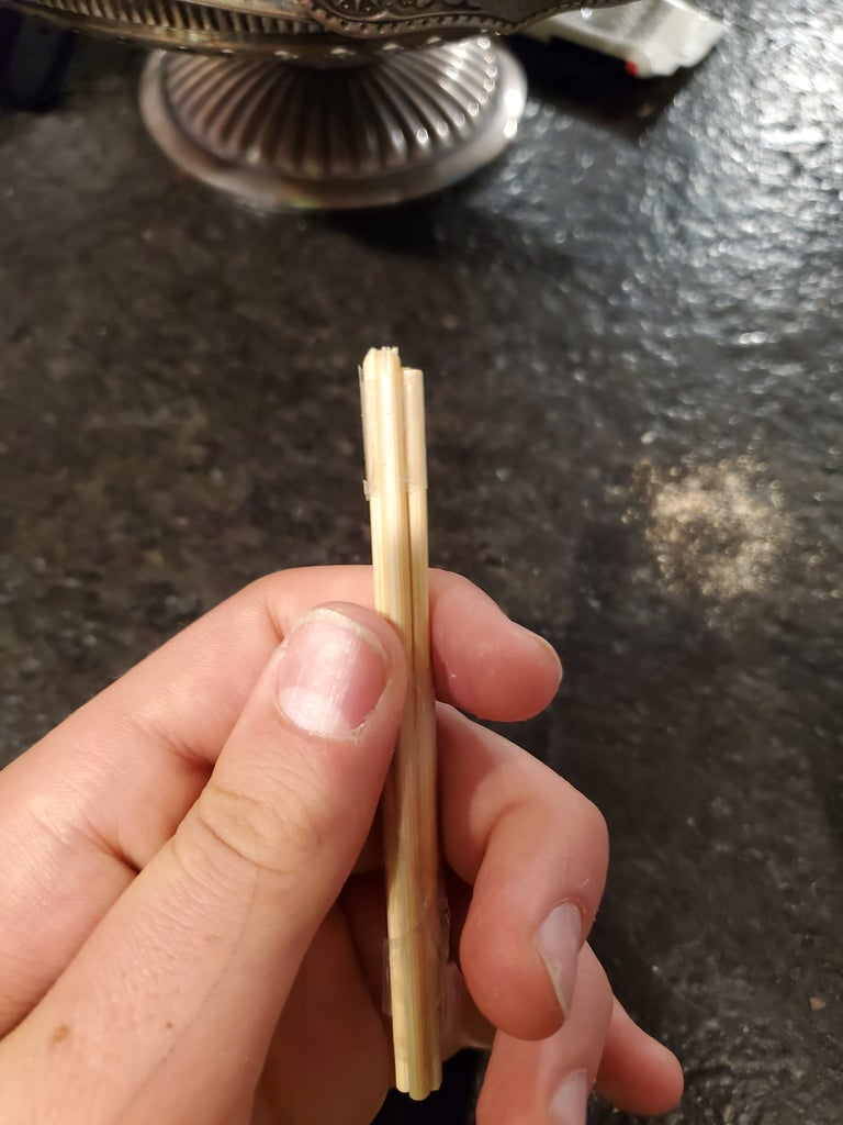 Adding Shaft for Bracelet/Jewelry Holder