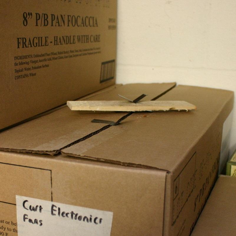 Quick Cardboard Box Closures