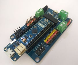 Nano Robot Controller & How to Use It.