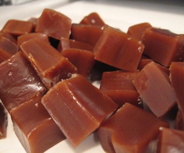 EFCs- Extremely Fat Caramels