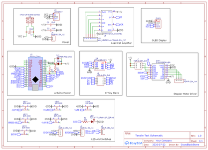 Electronics Assembly - Schematics and PCB Files