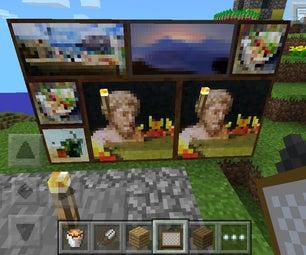 Minecraft Hidden Door