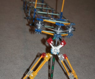Strong K'nex Cannon (Modified)