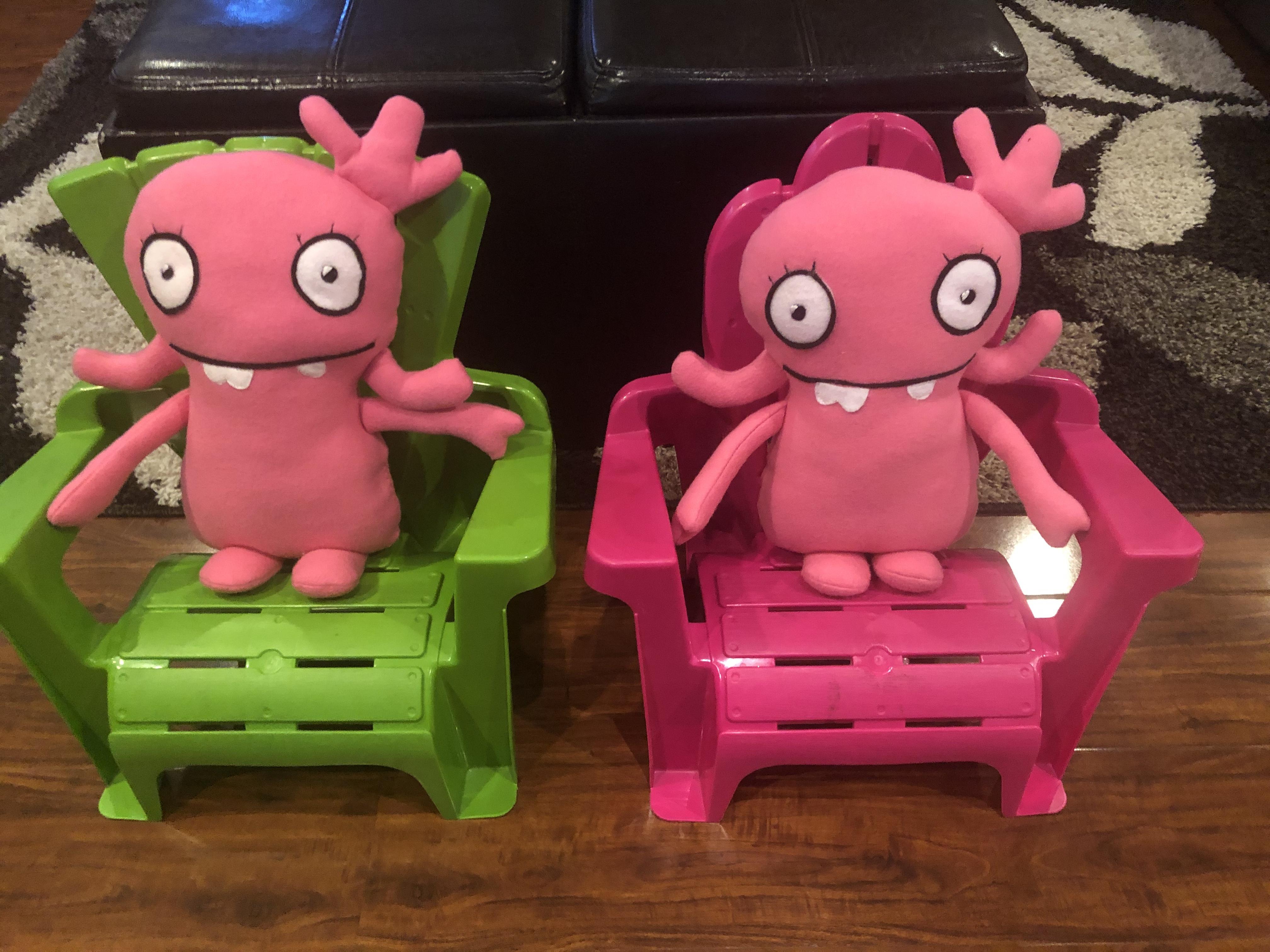UglyDolls Moxy Stuffed Plush Toy