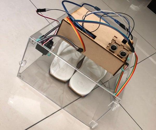 Automatic Shoe Box