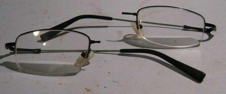 Fix Broken Glasses by Soldering